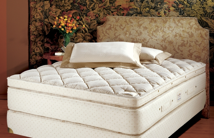 all cotton mattress and pillowtop pad