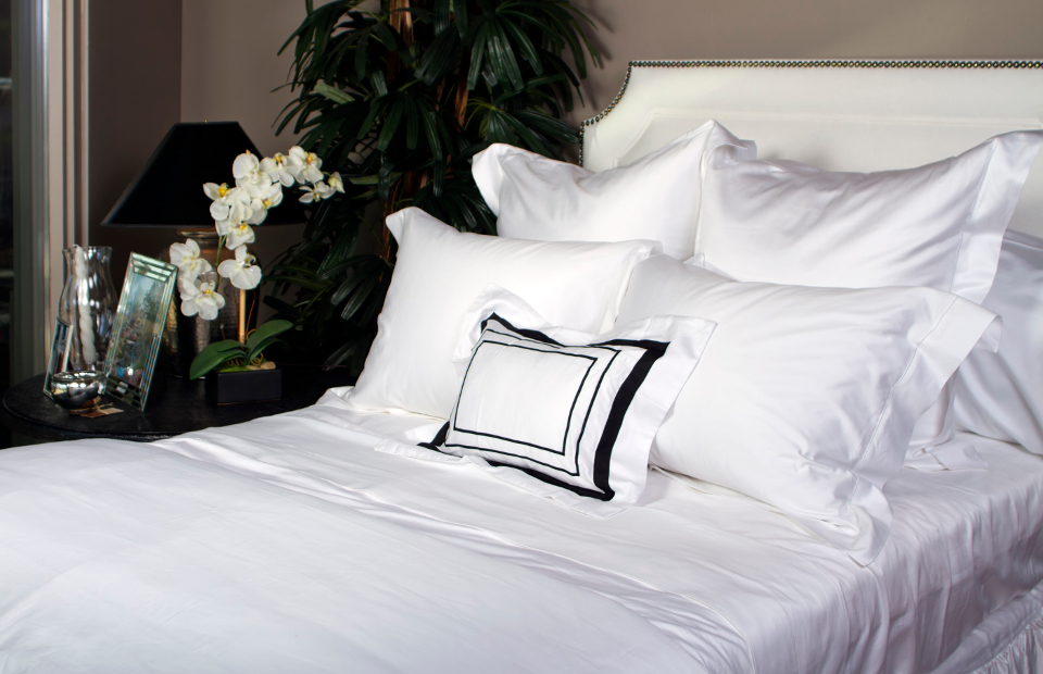 Sferra Milos 1020tc Egyptian Cotton