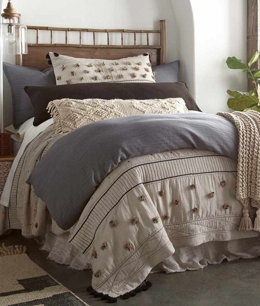 Sitka quilt & Tahoma duvet by Amity Home