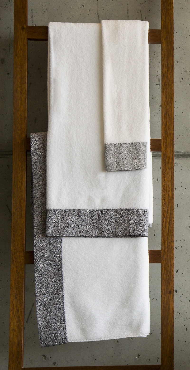 Granite towels