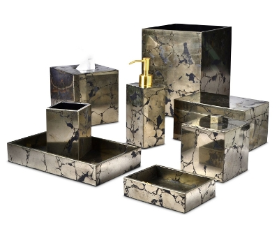 Pyrite collection