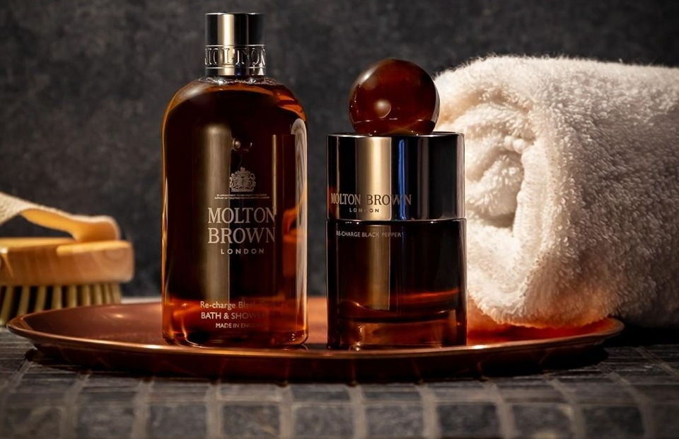 Recharge Black Pepper by Molton Brown