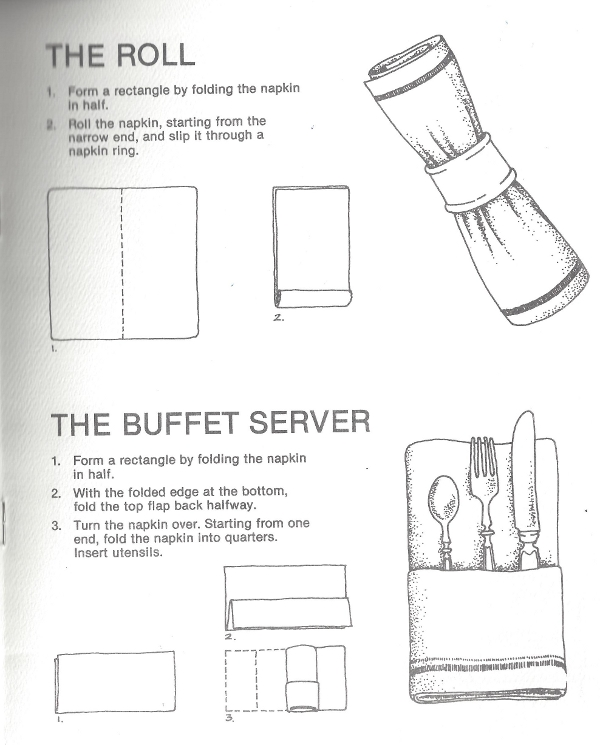 The Roll, The Buffet Server