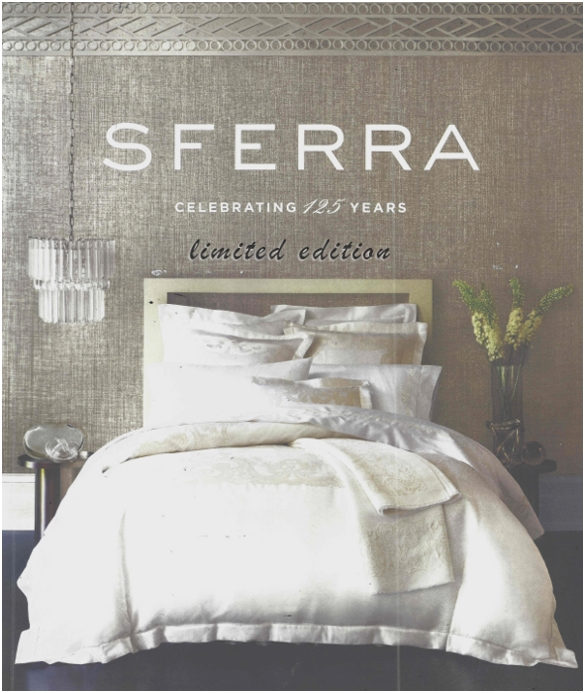 Sferra celebrates 125 years with a limited edition collection